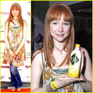 Molly Quinn is a T2U Teen