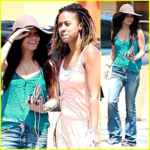 Vanessa Hudgens & Tracie Thoms: RENT Debut Tomorrow!