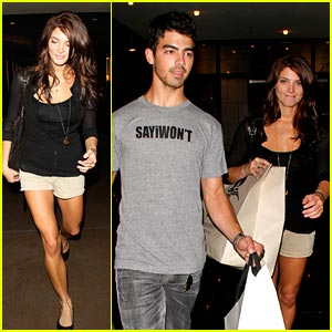 Joe Jonas &#038; Ashley Greene: D&#038;G Duo