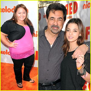 Gia Mantegna & Jolene Purdy get 'Gigantic' at Fred Premiere
