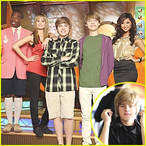 The Suite Life on Deck MOVIE -- DETAILS!