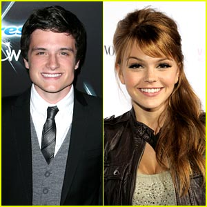 Happy Birthday, Aimee Teegarden & Josh Hutcherson!