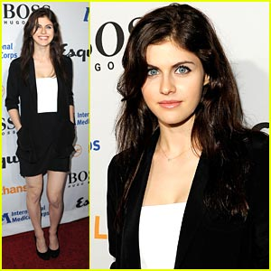 Alexandra Daddario: Girl with the Dragon Tattoo Role!