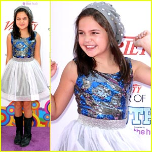 Bailee Madison Parties at Power of Youth