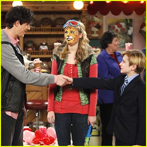 Shane Harper Meets His Match