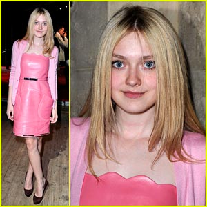 Dakota Fanning is Miu Miu Marvelous