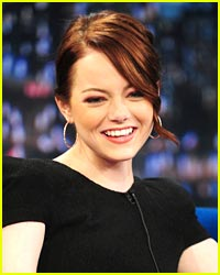Emma Stone is Spider-Man's Main Squeeze