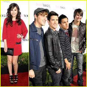 Big Time Rush: Big Time Party with Teen Vogue!