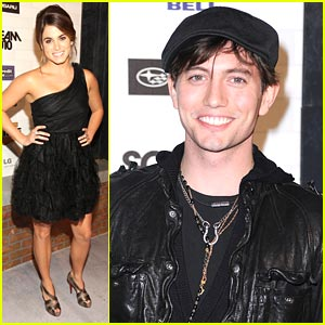 Jackson Rathbone &#038; Nikki Reed are the Ultimate Scream