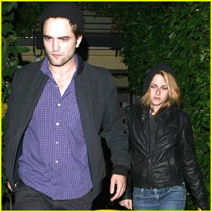 Robert Pattinson & Kristen Stewart: Ago Date Night!