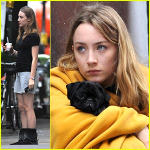 Saoirse Ronan: Doggy and Daisy