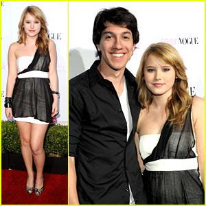 Taylor Spreitler & Jared Kusnitz: Teen Vogue Party People