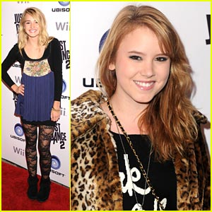 Taylor Spreitler & Katelyn Tarver: Just Dance Duo