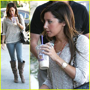 Ashley Tisdale: Marmalade Cafe Cutie
