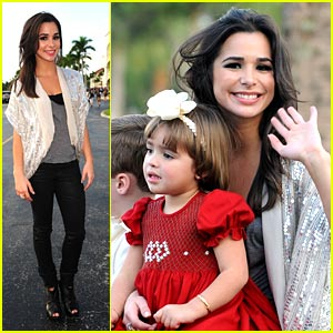 Josie Loren: Miami Holiday Parade Grand Marshal!
