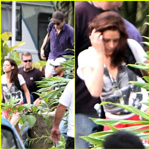 Kristen Stewart & Robert Pattinson: Paraty Pair