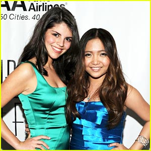 Nikki Yanofsky: 'So Proud' of Charice on 'Glee'