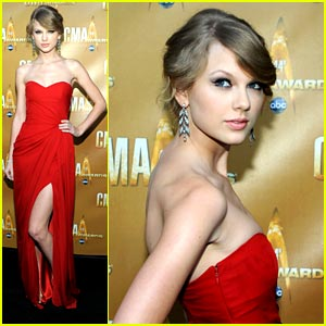 Taylor Swift is CMA's Sweetheart