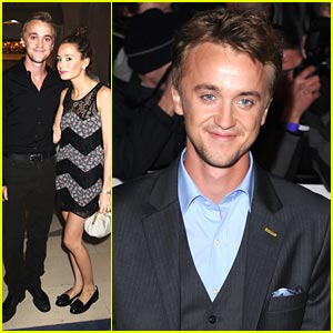 Tom Felton & Jade Olivia: Leavesden Lovers