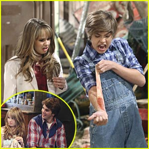 Sprouse, Hutch Dano, Matthew Timmons, Sprouse Twins, The Suite Life On