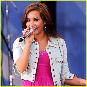 Demi Lovato: 2011 Tour Still Coming?