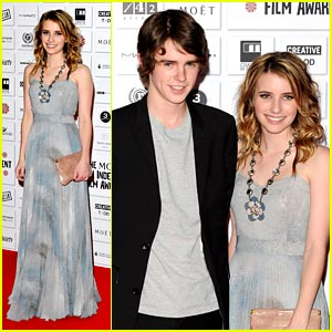 Freddie Highmore dating Dakota Fanning