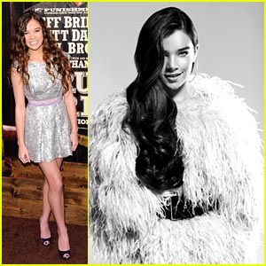Hailee Steinfeld: I Just Won the Lottery!