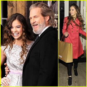 Jeff Bridges on Hailee Steinfeld: 'She's Remarkable'