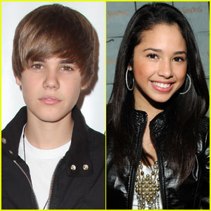 Justin Bieber Dishes on Kissing Jasmine V