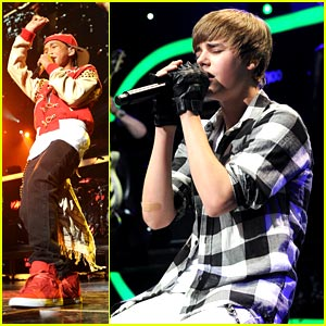 Justin Bieber: Z100 Jingle Ball with Jaden Smith!