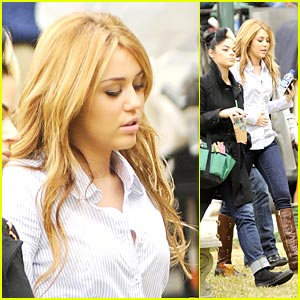Miley Cyrus: Not 'So Undercover' in New Orleans
