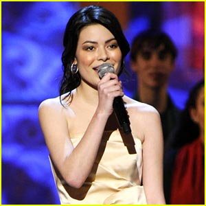 Miranda Cosgrove is 'Dancing Crazy' -- LISTEN HERE!