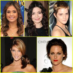 JustJaredJr.com's Most Popular Actresses 2010