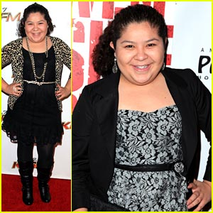 Raini Rodriguez: Pastry Presents at KIIS-FM Jingle Ball 2010