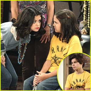 Bailee Madison on 'Wizards of Waverly Place' -- FIRST LOOK!