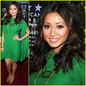 Brenda Song: 'The Social Network' on DVD January 11th!