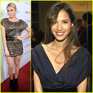 Kelsey Chow &#038; Cassie Scerbo: 'A Night of Red Carpet Style'