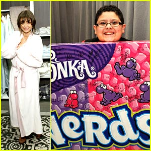 Rico Rodriguez is a Nerd at Stuff You Must Gifting Lounge