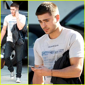 Zac Efron: Zen Foods On The Go!