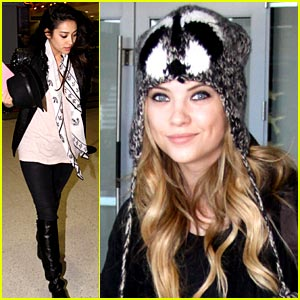 Shay Mitchell & Ashley Benson: Pearson Pair