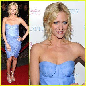 Brittany Snow has the 'Beastly' Blues