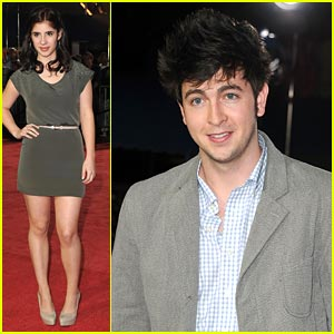 Janelle Ortiz &#038; Nicholas Braun: New PROM Trailer!!!