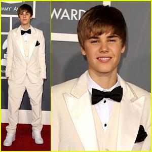 Justin Bieber: Grammys 2011!