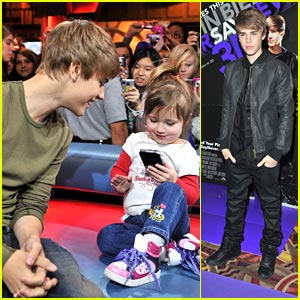 Justin Bieber: 'Never Say Never' Toronto!