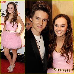 Madeline Carroll 'Bonded Immediately' with Callan McAuliffe