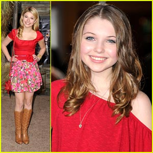 Sammi Hanratty &#038; Stefanie Scott: Red Hot 'Rang'-lers