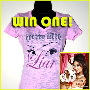 Win Paragon's Pretty Little Liar Tee!