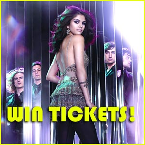 Tickets  Selena Gomez on Win Selena Gomez   The Scene Tickets    Contests  Selena Gomez   Just