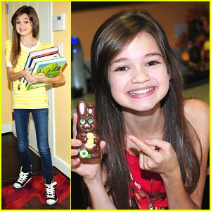 Ciara Bravo: Nick Cruise Cutie