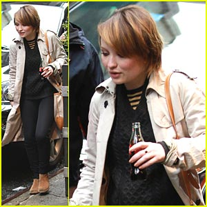 Emily Browning Never Auditioned for 'Twilight'